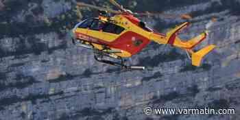 Un cycliste grièvement blessé à Grimaud - Var-Matin