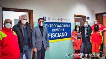 Vaccini: accelera la campagna a Fisciano - Ottopagine