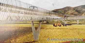 Metropolitana, ecco il piano avveniristico per il collegamento da Salerno al campus di Fisciano - L'Occhio di Salerno