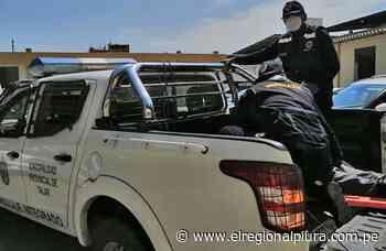 Talara: accidente de tránsito deja un ciclista herido en la cuesta de la Villa FAP - El Regional