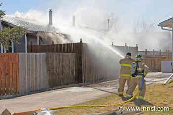 Fire causes about $350K damage to Hay River home - Northern News Services