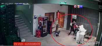 Nuevo ataque de asaltantes: Millonario robo a panadería en Guarambaré | Noticias Paraguay - NPY