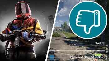Rust im Konsolen-Check: Mit Verspätung & schwacher Technik ins Chaos - GamePro