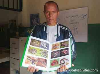 Serpentario.com imparte taller sobre ofidios en Boconó - Diario de Los Andes