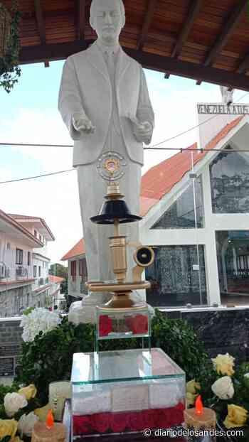 Como regalo en 458 años, Boconó recibirá visita de reliquia del Beato JGH - Diario de Los Andes