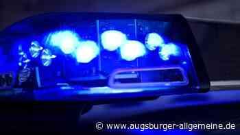 Motorradfahrer bei Unfall schwer verletzt - Augsburger Allgemeine