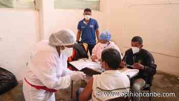En Ariguaní continúan cuidando y rastreando casos covid - Opinion Caribe