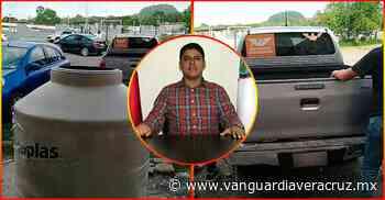Denuncian actos de proselitismo ilegal en Cerro Azul - Vanguardia de Veracruz