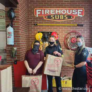 Firehouse Subs donates 200 meals to East Gwillimbury pop-up vaccination clinic - Toronto Star