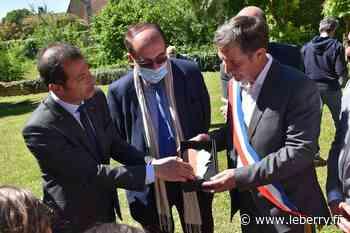 Rami Adwan, ambassadeur du Liban à Charenton-du-Cher et Vierzon : « On a besoin de vous, ne nous lâchez pas » - Le Berry Républicain