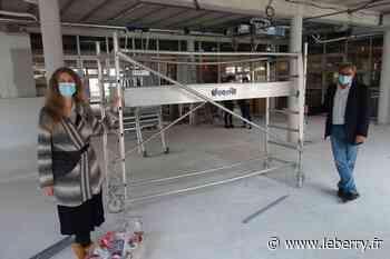 À la médiathèque de Vierzon, place à la rénovation du rez-de-chaussée [photos] - Le Berry Républicain