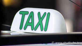 Taxista tem carro roubado na BR 470 em Carlos Barbosa - Rádio Studio 87.7 FM | Studio TV | Veranópolis