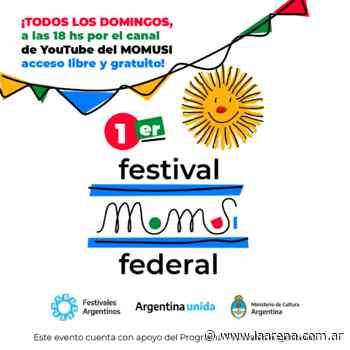 Del Viso, en un festival nacional – La Arena La Pampa - La Pampa La Arena