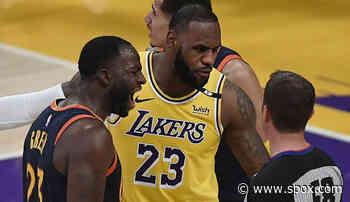 """NBA - LeBron James über Gamewinner gegen Warriors: """"Habe den Ring dreimal gesehen"""" - SPOX.com"""