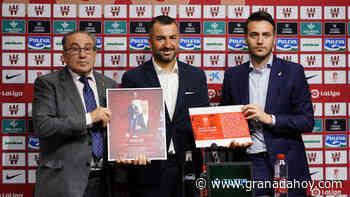 """Diego Martínez: """"Entrego el testigo y espero que el club dé un paso adelante"""" - Granada Hoy"""