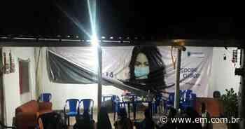 Polícia flagra festa clandestina com aglomeração em Nova Lima - Estado de Minas