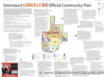 Valemount's radically new Official Community Plan—Part 1 – The Rocky Mountain Goat - The Rocky Mountain Goat