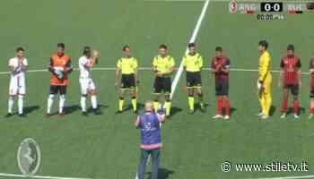 Eccellenza, Angri-Buccino 2-0: grigiorossi ai playoff promozione - StileTV