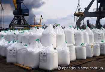 DONETSK REGIONAL ADMINISTRATION OFFERS INVESTMENT PROJECTS OF SODA PRODUCTION FOR $575 MLN - Ukraine open for business