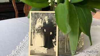Liebe und Partnerschaft : Ehepaar aus Strausberg lüftet das Geheimnis seiner 65-jährigen Ehe - moz.de