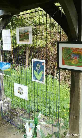 Eure : À Saint-Aubin-sur-Gaillon, une expo associe art et nature - actu.fr