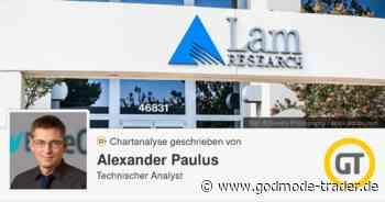 Godmode PLUS LAM RESEARCH - Allzeithoch in Reichweite - GodmodeTrader.de Finanznachrichten