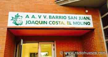 La AAVV San Juan / Joaquín Costa / El Molino reivindica la importancia de pertenecer a la asociación - Radio Huesca