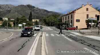 Corte : le rond-point de l'Oriente sera bientôt une réalité - Corse-Matin