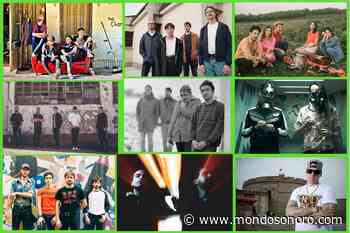 Zarata Express 21/21: Audience, Exnovios, Las Penas, Río Arga, Noir Socha, Impacto Vudú, Bonzos, Hegazkin... - MondoSonoro