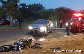 Jovem de 19 anos morre em acidente em Igrejinha - Rádio Studio 87.7 FM   Studio TV   Veranópolis