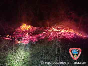 Fogo consome galpão desabitado no bairro Viaduto em Igrejinha - Repercussão Paranhana