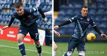 Kilmarnock keen on Raith pair as Tommy Wright eyes double swoop - Daily Record