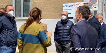 S.Anna di Ronciglione, FdI incontra il direttore sanitario Donetti ed il comitato dell'Ospedale - OnTuscia.it