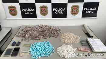 Casal é preso por tráfico de drogas em Jarinu - G1
