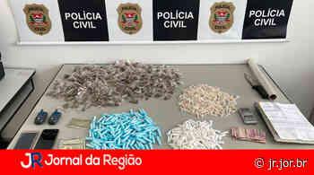 DISE prende casal por tráfico de drogas em Jarinu - JORNAL DA REGIÃO - JUNDIAÍ