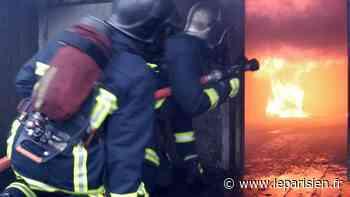 Champagne-sur-Seine : trois locataires, sur quinze évacués, hospitalisés à cause d'un incendie de caves - Le Parisien