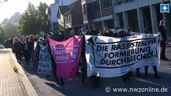 Staatsschutz ermittelt: Brandsätze an Oldenburger Flüchtlingsunterkunft gezündet - Nordwest-Zeitung