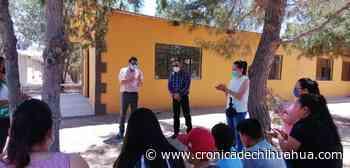Colonia Bella Vista: Tramitan con buen tino materiales para un anexo de su templo - La Crónica de Chihuahua