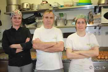 Eure. La boulangerie Santos se féminise à Gisors - actu.fr