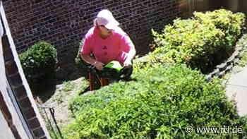 USA: Bei der Gartenarbeit - Video zeigt Schlangen-Angriff auf ahnungslose Frau - RTL Online