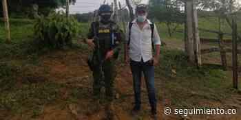 Rescatan a hombre víctima de 'secuestro extorsivo' en San Onofre, Sucre - Seguimiento.co