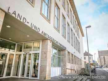 Cousins aus Emsdetten stehen nach Raub in Paderborn vor Gericht: Mutmaßliche Räuber wurden per Handy-Auswertung ermittelt: DNA des Opfers an Gaspis... - Kreis Paderborn - Westfalen-Blatt