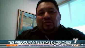 Alcalde de Santiago preocupado por nuevas restricciones en Veraguas - Telemetro
