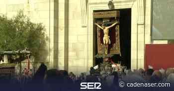 """Marora Martín Caloto: """"Valoramos opciones, pero es muy complicado poder hacer la procesión del Cristo"""" - Cadena SER"""