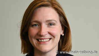 So tickt die neue grüne Ministerin Katharina Binz: Wie die 37-jährige Wahlmainzerin zur Politik kam - Rhein-Zeitung