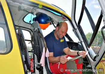 Abgehoben: Landkreis Stendal bekämpft Eichenprozessionsspinner aus der Luft - Volksstimme