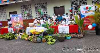 Productores de El Charco, Nariño, encontraron en los mercados campesinos una oportunidad para que sus cosechas no se pierdan - Semana