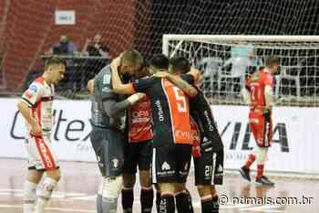 JEC/Krona vence o Curitibanos e estreia com o pé direito no Campeonato Catarinense - ND Mais