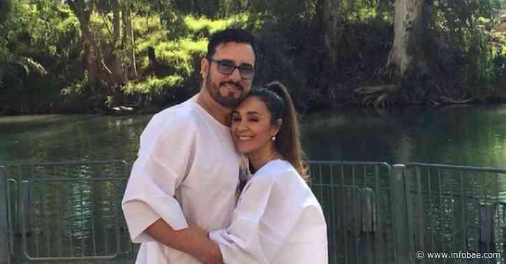 Romántico mensaje de Miguel Varoni a Catherine Siachoque por sus 25 años de relación - infobae