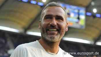 Hamburger SV verpflichtet Tim Walter als neuen Cheftrainer für den vierten Aufstiegsversuch - Eurosport DE